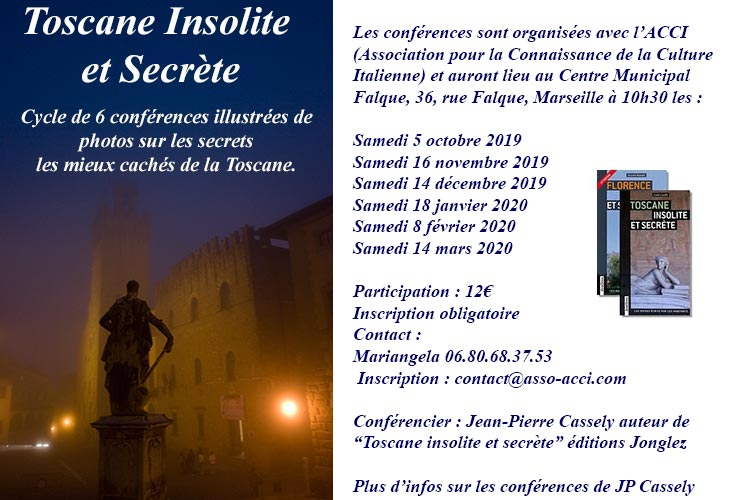 conferences italie